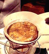コーヒーの淹れ方 【メイン】 泡の拡げ