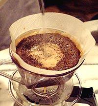 コーヒーの淹れ方 仕上げ【2】 (6)終息へ向かう1